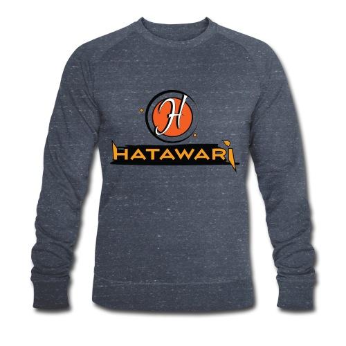 summer logo hatawari - Sweat-shirt bio Stanley & Stella Homme