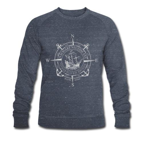 NAVIGARE - Men's Organic Sweatshirt by Stanley & Stella