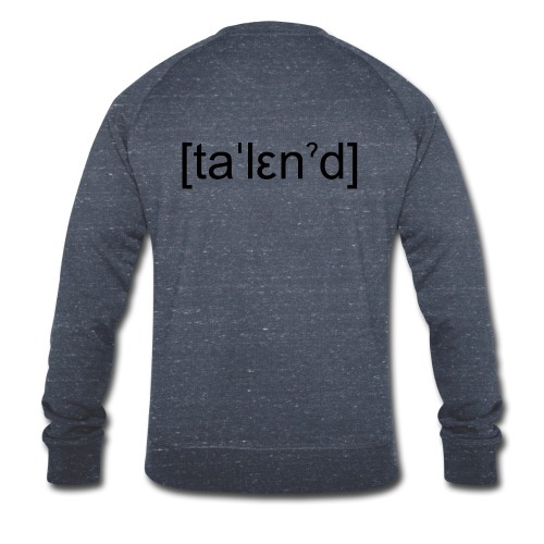 Talent - Økologisk sweatshirt til herrer
