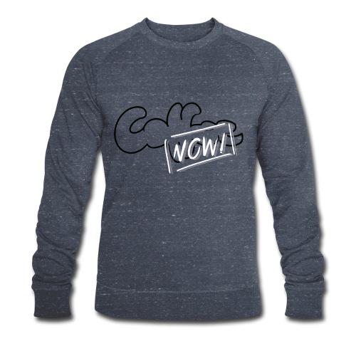 Coffee now - Männer Bio-Sweatshirt von Stanley & Stella