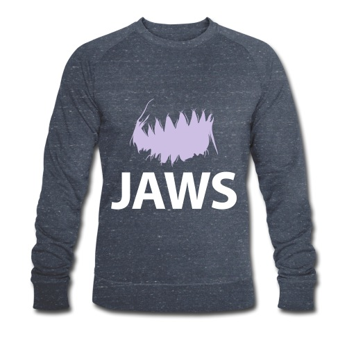 Jaws Dangerous T-Shirt - Men's Organic Sweatshirt