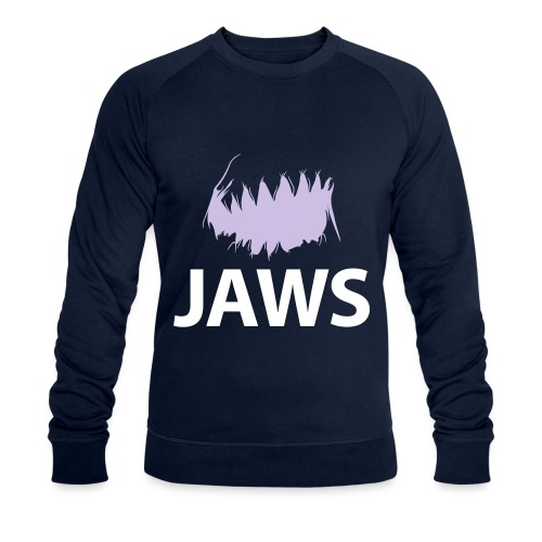 Jaws Dangerous T-Shirt - Men's Organic Sweatshirt by Stanley & Stella