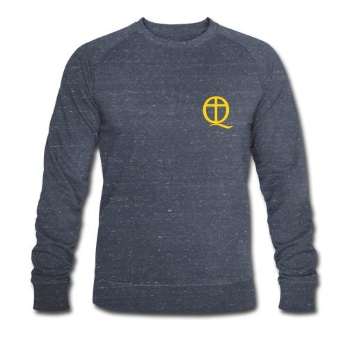 QC Gul - Ekologisk sweatshirt herr från Stanley & Stella