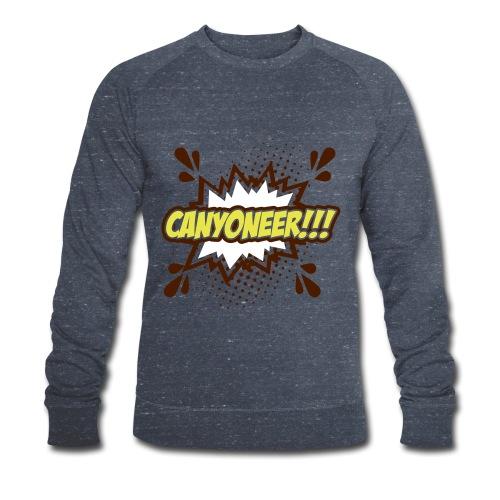 Canyoneer!!! - Männer Bio-Sweatshirt von Stanley & Stella