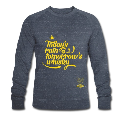 Today s Rain - Men's Organic Sweatshirt by Stanley & Stella