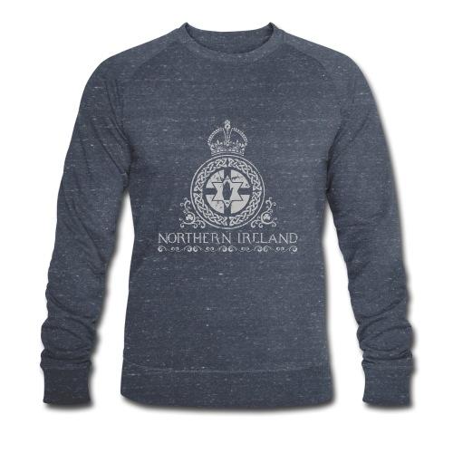 Northern Ireland arms - Men's Organic Sweatshirt by Stanley & Stella