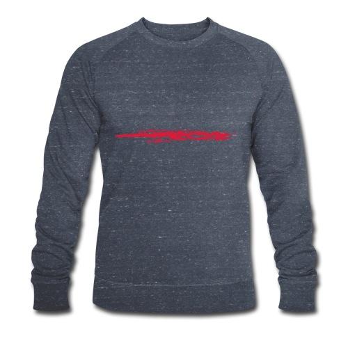 Linie_02 - Männer Bio-Sweatshirt