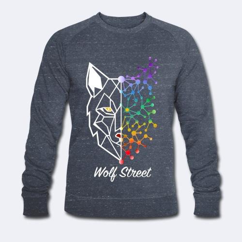 Design Wolf Street Coul S - Sweat-shirt bio Stanley & Stella Homme