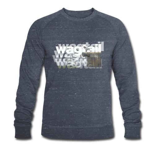 Wagtail - Men's Organic Sweatshirt by Stanley & Stella