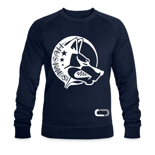 CORED Emblem - Men's Organic Sweatshirt by Stanley & Stella