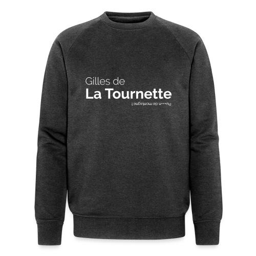 Gilles de La Tournette - Sweat-shirt bio Stanley & Stella Homme