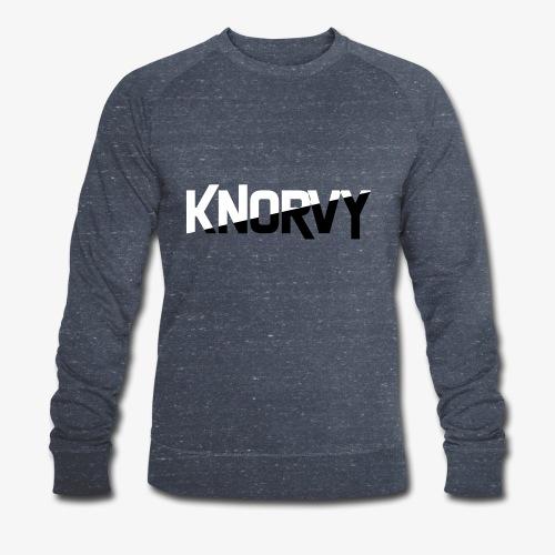 KNORVY - Mannen bio sweatshirt van Stanley & Stella