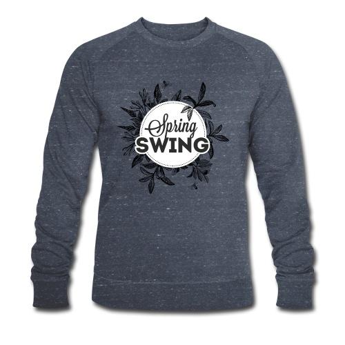 Spring Swing - Männer Bio-Sweatshirt
