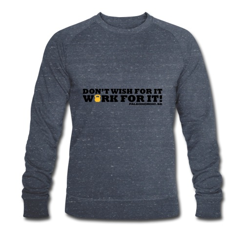 workforitsmal - Ekologisk sweatshirt herr från Stanley & Stella