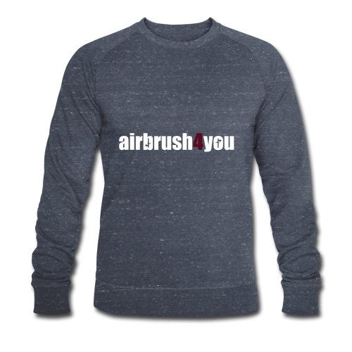 Airbrush - Männer Bio-Sweatshirt von Stanley & Stella