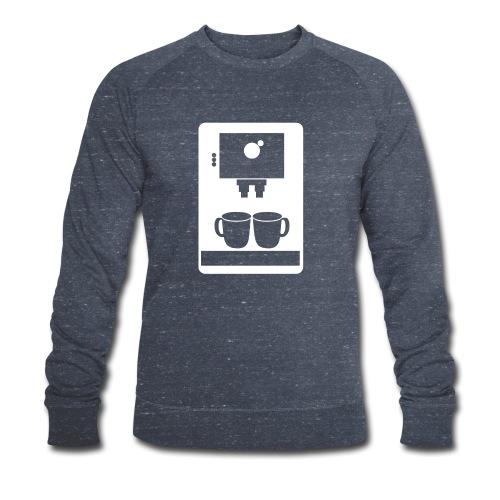 Kaffemaskin - Ekologisk sweatshirt herr från Stanley & Stella