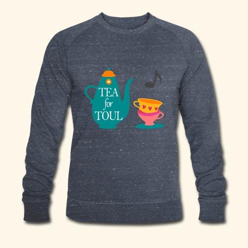Tea for Toul - Sweat-shirt bio Stanley & Stella Homme