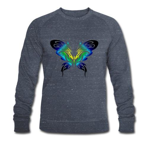 Motyl kolor - Ekologiczna bluza męska Stanley & Stella