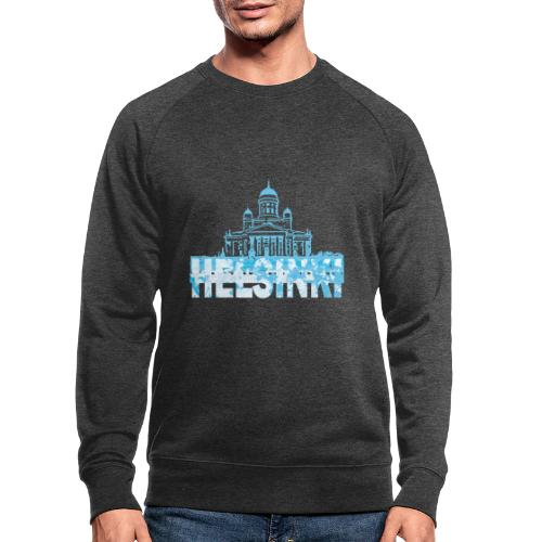 Helsinki Cathedral - Men's Organic Sweatshirt