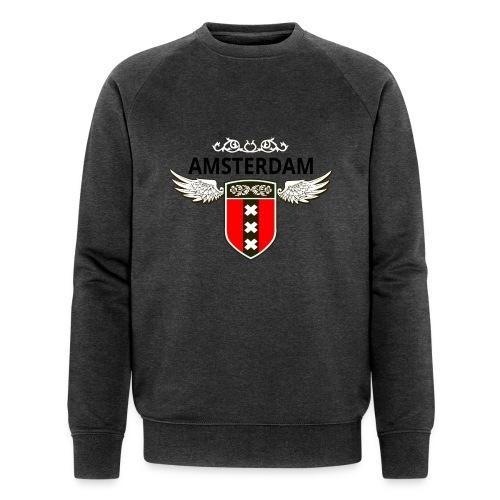 Amsterdam Netherlands - Männer Bio-Sweatshirt von Stanley & Stella