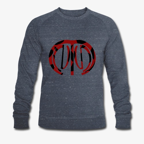 logo mnng effect 1 - Mannen bio sweatshirt van Stanley & Stella
