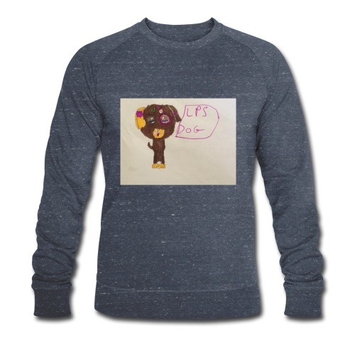 Little pets shop dog - Men's Organic Sweatshirt by Stanley & Stella