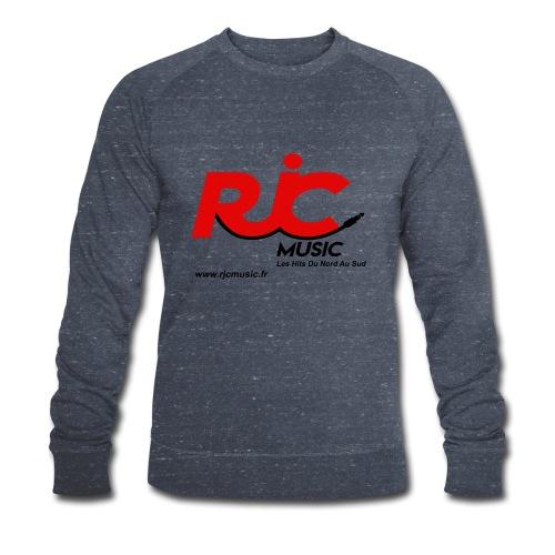 RJC Music avec site - Sweat-shirt bio Stanley & Stella Homme