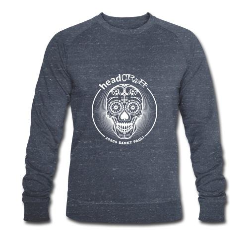 hC_star_white - Männer Bio-Sweatshirt von Stanley & Stella