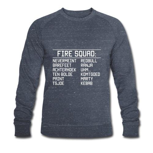 8DArmyTekst v001 - Mannen bio sweatshirt