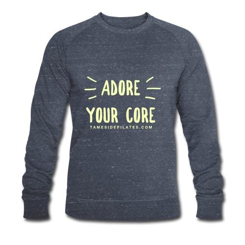 Adore Your Core - Men's Organic Sweatshirt by Stanley & Stella
