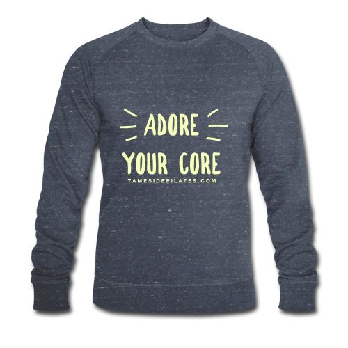 Adore Your Core - Men's Organic Sweatshirt by Stanley & Stella