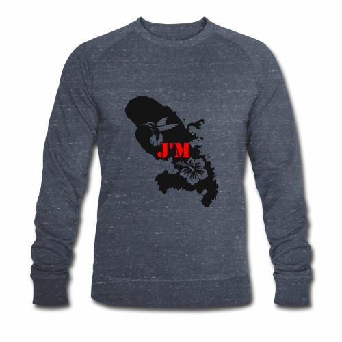 J'M La Martinique - Sweat-shirt bio Stanley & Stella Homme