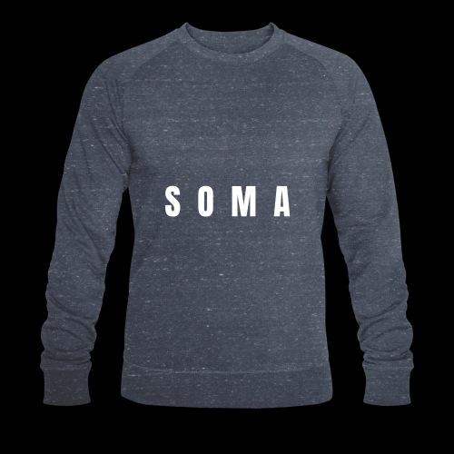 S O M A // Design - Mannen bio sweatshirt van Stanley & Stella