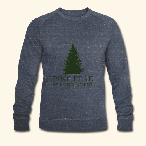 Pine Peak Entertainment - Mannen bio sweatshirt van Stanley & Stella