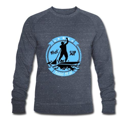 What`SUP. SUP Board Stand Up Paddling Sport - Männer Bio-Sweatshirt von Stanley & Stella