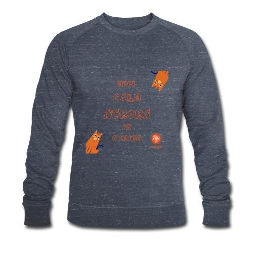 Duna Keep Calm - Økologisk sweatshirt for menn fra Stanley & Stella