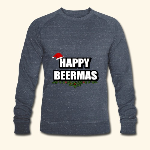 HAPPY BEERMAS AYHT - Men's Organic Sweatshirt