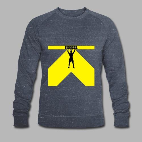 Fitness Lift - Männer Bio-Sweatshirt von Stanley & Stella