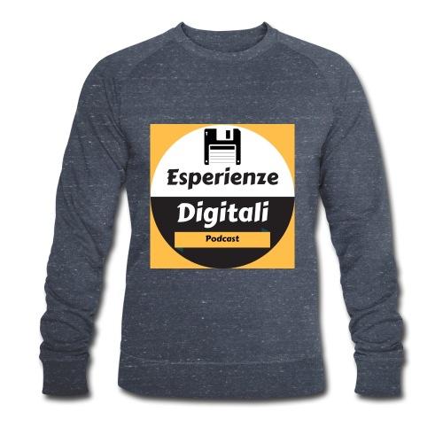 Logo Esperienze Digitali - Felpa ecologica da uomo di Stanley & Stella