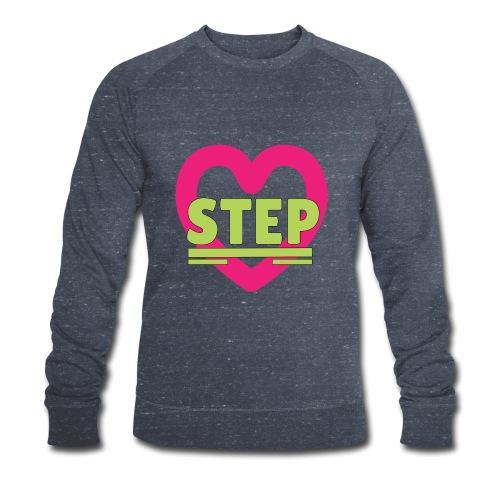 lovestep - Men's Organic Sweatshirt by Stanley & Stella