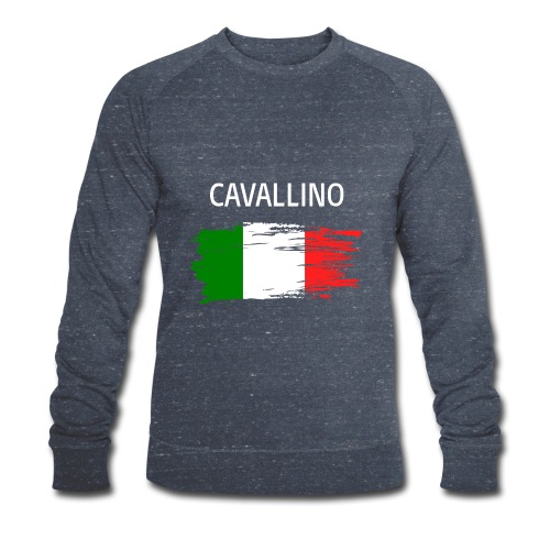 Cavallino Fanprodukte - Männer Bio-Sweatshirt