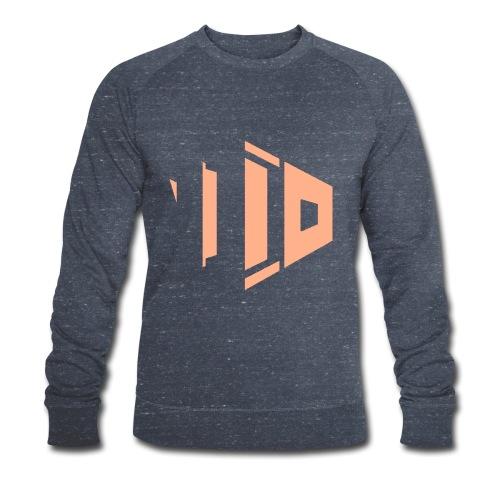 Logo ( Vio ) - Men's Organic Sweatshirt