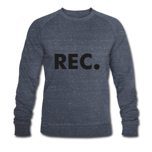 Rec zwart - Mannen bio sweatshirt van Stanley & Stella