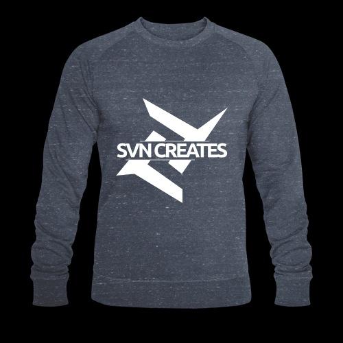 SVN Shirt logo 1 png - Mannen bio sweatshirt van Stanley & Stella