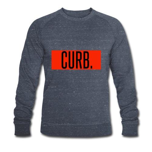 CURB red - Männer Bio-Sweatshirt von Stanley & Stella