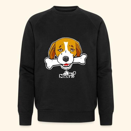 Nice Dogs Semolino - Felpa ecologica da uomo di Stanley & Stella