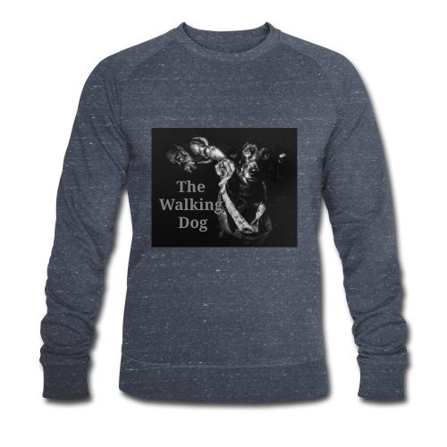 The Walking Dog - Männer Bio-Sweatshirt