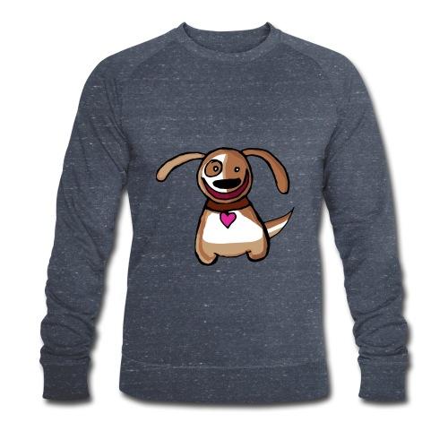Titou le chien - Sweat-shirt bio Stanley & Stella Homme