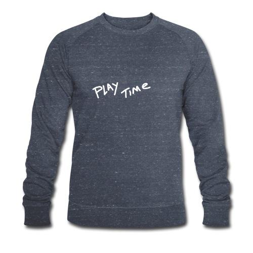 Play Time Tshirt - Men's Organic Sweatshirt by Stanley & Stella