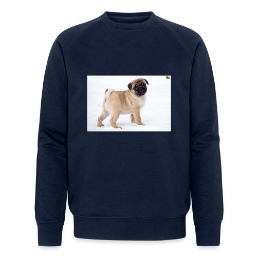 walker family pug merch - Men's Organic Sweatshirt by Stanley & Stella
